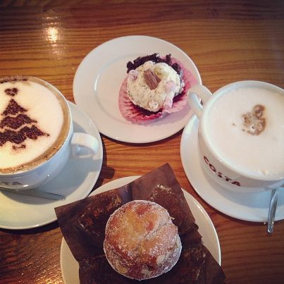 coffee n munchies